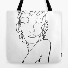 Continuity #2 Tote Bag