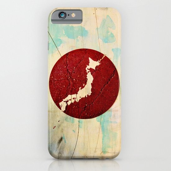To Japan iPhone & iPod Case