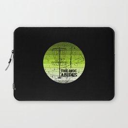Disc Golf Vintage Laptop Sleeve