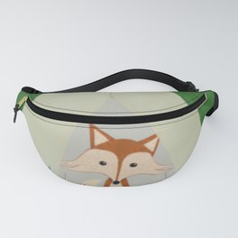 The Lone Fox Fanny Pack