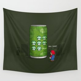 7-up! Wall Tapestry