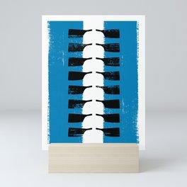 Rowing Boat 1 Mini Art Print