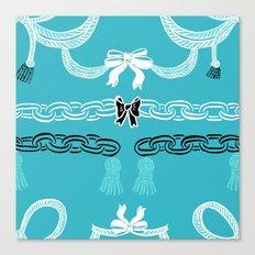 Tiffany Chains Canvas Print