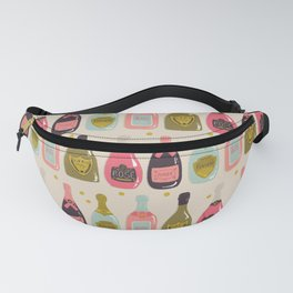 Champagne Cheers Fanny Pack