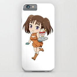 Serpent's Sin Of Envy - Diane iPhone Case