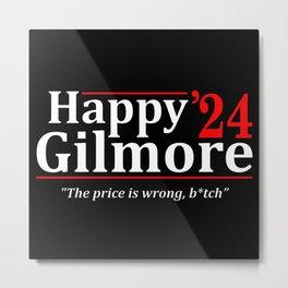 Happy Gilmore Metal Print