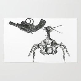 Gun Bug Rug