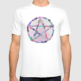 Pentacrystal T-shirt