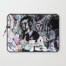 The Purple Mercury People Laptop Sleeve
