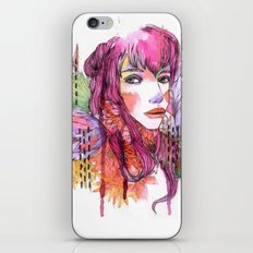 Blushing in Spring iPhone & iPod Skin