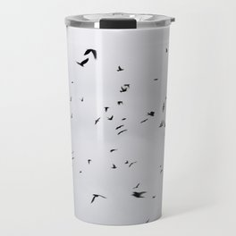 A Murder of Crows Travel Mug