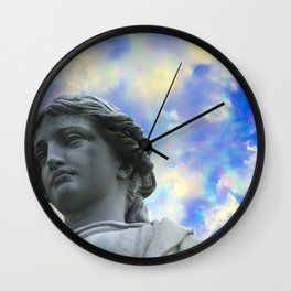 Altered States Wall Clock