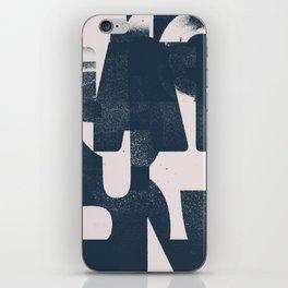 Typefart 006 iPhone Skin