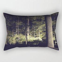We Watched Rectangular Pillow
