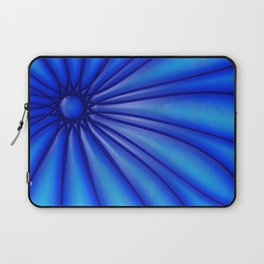 Flower Blues Laptop Sleeve