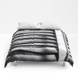 Angle of Venting I Comforters