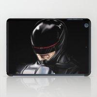 robocop iPad Cases featuring RoboCop (2014) by Jamie Briggs