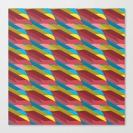 3D Pattern _01 Canvas Print