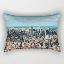 where dreams are made of Rectangular Pillow