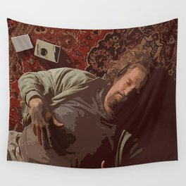 Chill Lebowski Wall Tapestry
