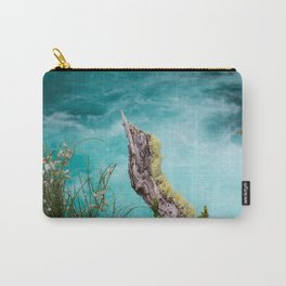 Spectacular view of a stormy ocean Carry-All Pouch