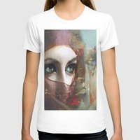 andreas preis T-shirts featuring Queen of the desert by Ganech joe