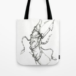 Man-Made Disaster: CLASSIFIED Tote Bag