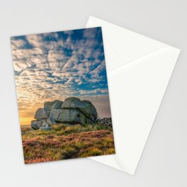 Sunset by Hitching Stone Stationery Cards