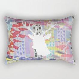 Deer'n pop Rectangular Pillow