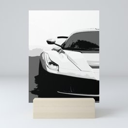 LaFerrari Mini Art Print
