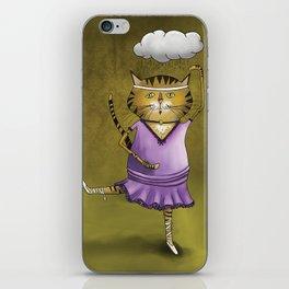 'Olive' iPhone Skin