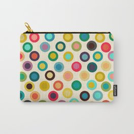 ivory pop spot Carry-All Pouch