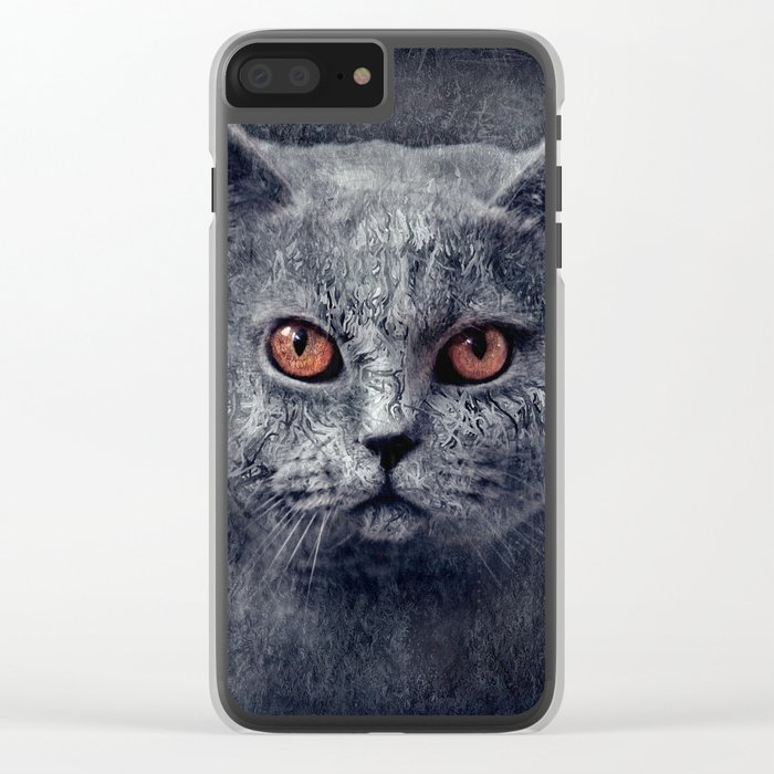 Diesel is here Clear iPhone Case