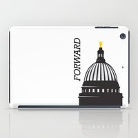 wisconsin iPad Cases featuring Forward Wisconsin by Luther Tenbridges