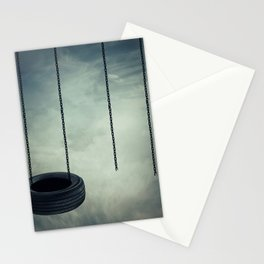 Whole and broken Swing Stationery Cards