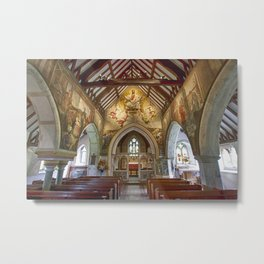 Berwick Church Metal Print