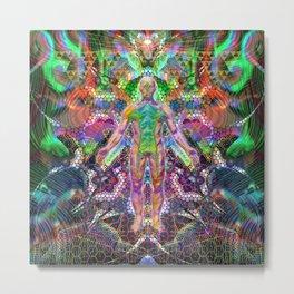 Phenomenon Metal Print