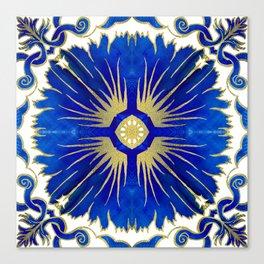 Azulejos - Portuguese Tiles Canvas Print
