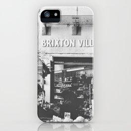 Brixton Village Market Entrance iPhone Case