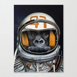 Space Ape Canvas Print