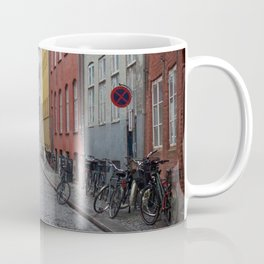 Copenhagen Street 3 Coffee Mug
