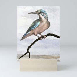Kingfisher Mini Art Print