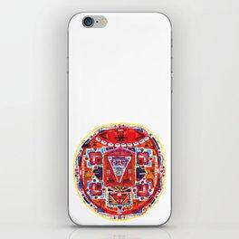 Muladhara Root Chakra iPhone Skin
