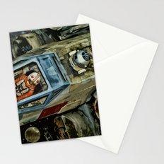 Movie Scene Stationery Cards