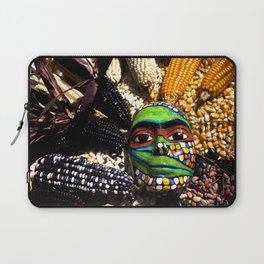 Seed Mask Laptop Sleeve