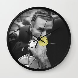 RIFF RAFF LIKES NATURE... RARE POLAROID Wall Clock