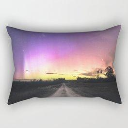 Aurora Australis, Drouin - Australia Rectangular Pillow