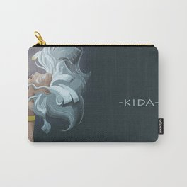 Kida from Atlantis Carry-All Pouch