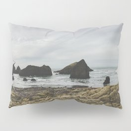 Rocky Oregon Coast Pillow Sham
