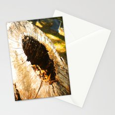 Fall Graveyard Stationery Cards